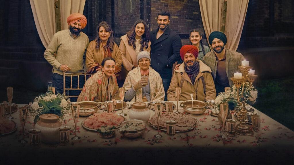 Sardar Ka Grandson Movie Review In Hindi