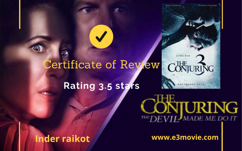 the conjuring 3 the devil made me do it review