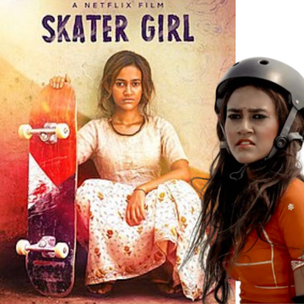 Skater Girl 2021 movie review